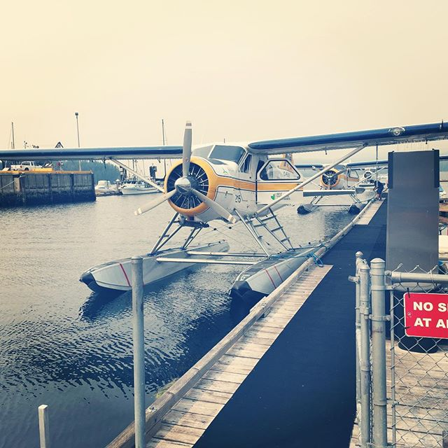 First sea plane adventure