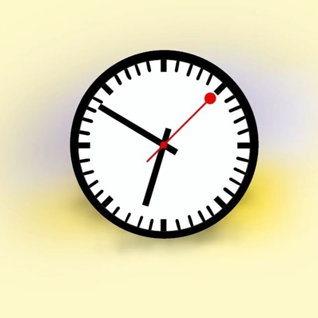The Swiss Clock <br /> . . . .</p>  <h1 id=